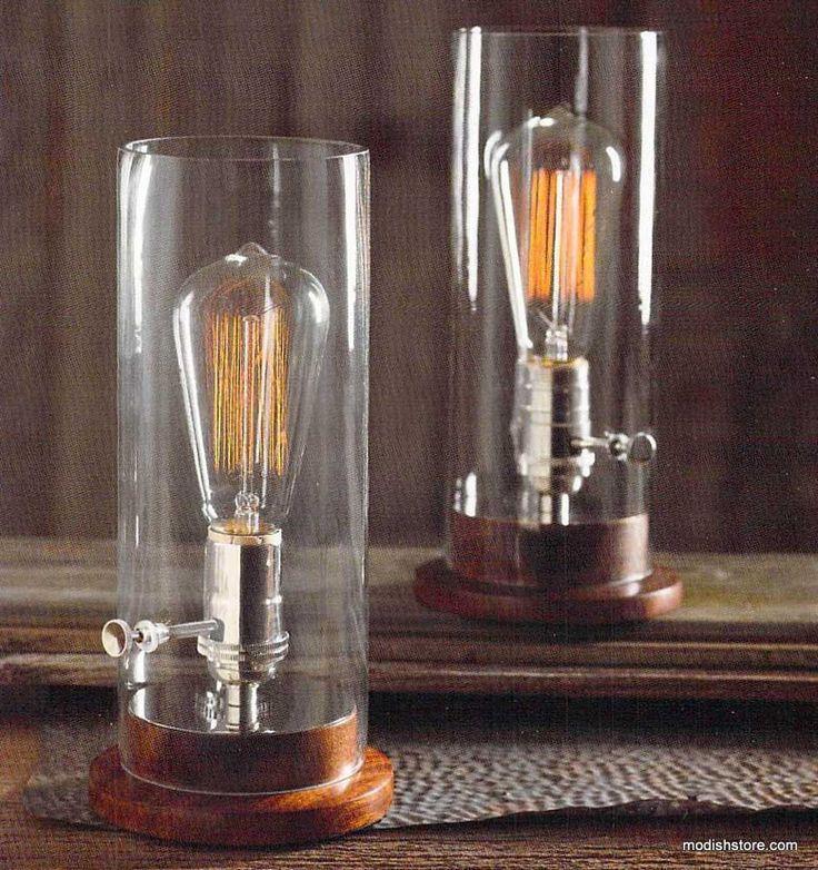 Roost Edison Lamp
