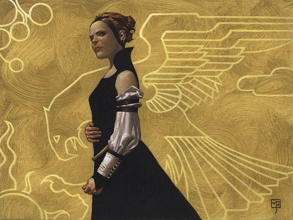 """The Breathtaking Art of The """"Dune"""" Card Game"""