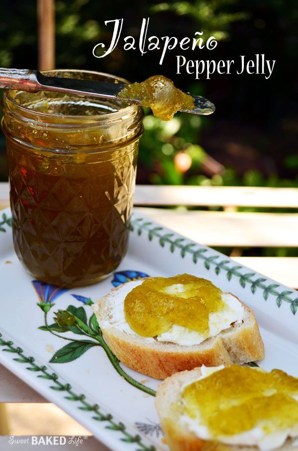 Jalapeno-Pepper Jelly | Cooking | Pinterest