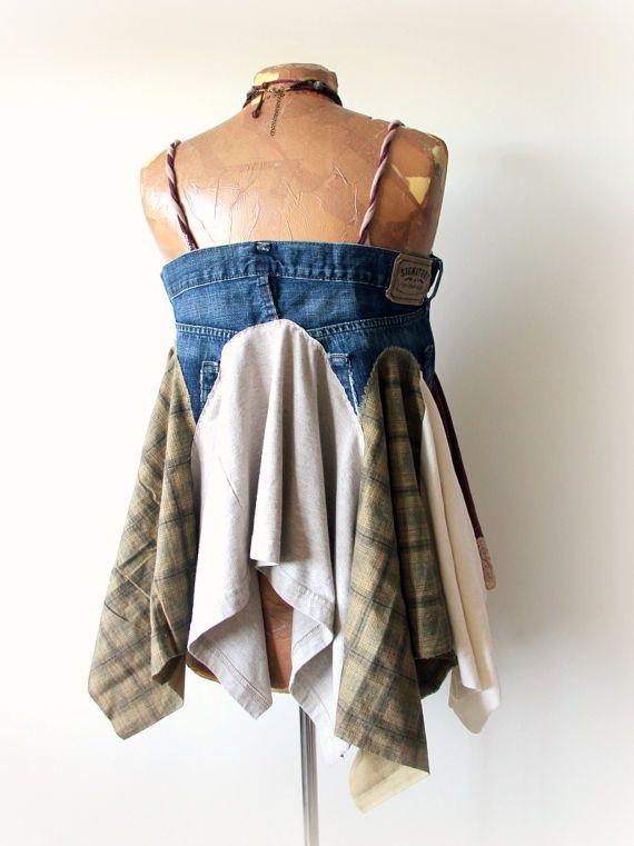 17 meilleures id es propos de jupe gitane sur pinterest v tements gypsy mode boho gypsy et - Steampunk style vestimentaire ...