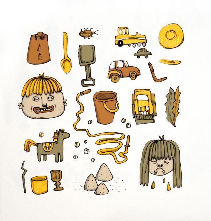 illustration by Mikko Roininen