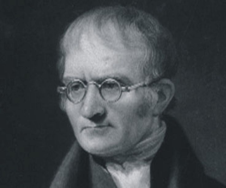 What Is John Dalton's Atomic Model?