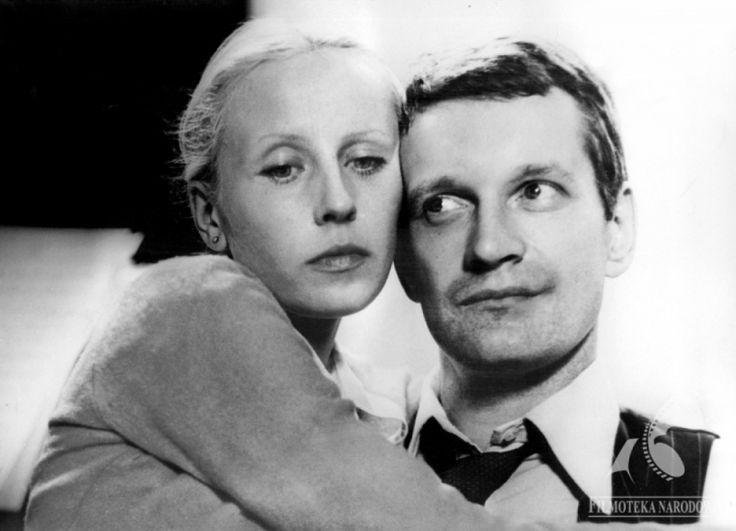 """Andrzej Seweryn & Krystyna Janda - """"Dyrygent"""" - Andrzej Wajda (1979)"""