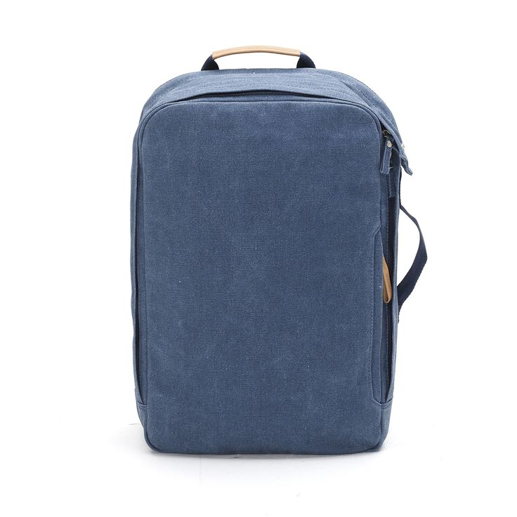 QWSTION Backpack Pacific Navy - www.belance.com.au