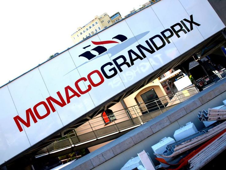 FRANCE - Monaco Grandprix