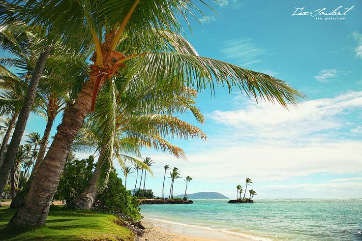 Oahu, Hawaii, USA by Isac Goulart