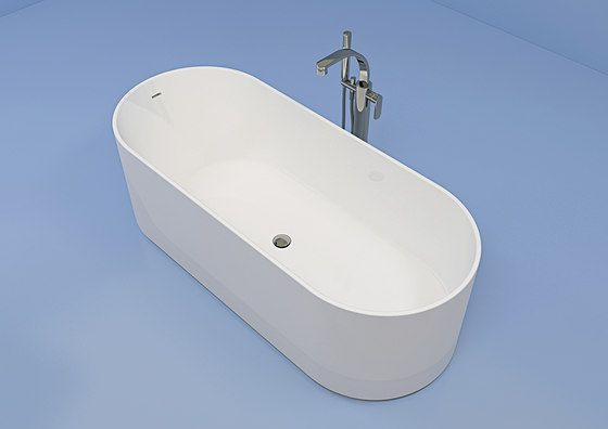 Free-standing baths | Baths | Oval | Ceramica Flaminia | Giulio. Check it out on Architonic