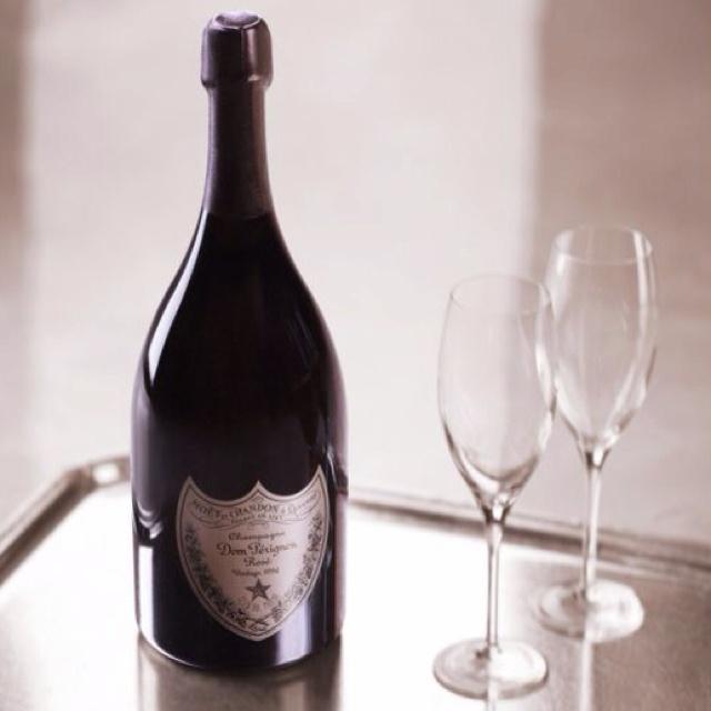 Dom Pérignon rosè