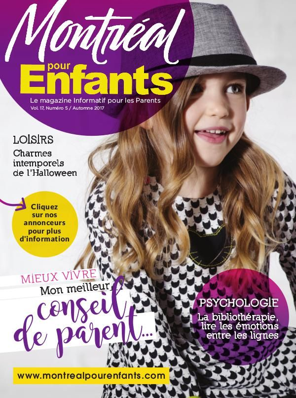 Montréal+pour+Enfants+vol.+17+/+nº+2+-+Printemps+2017+vol.+17+n°3+Été+2017