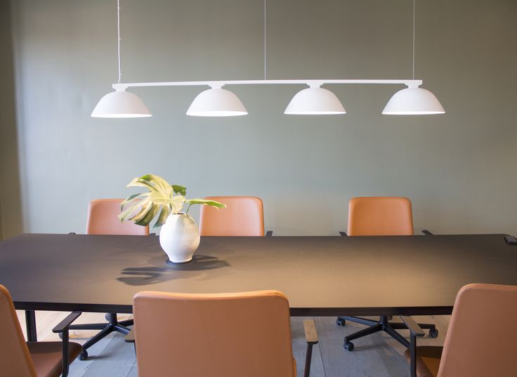 PATO CHAIRS IN A FREDERICIA MEETING ROOM