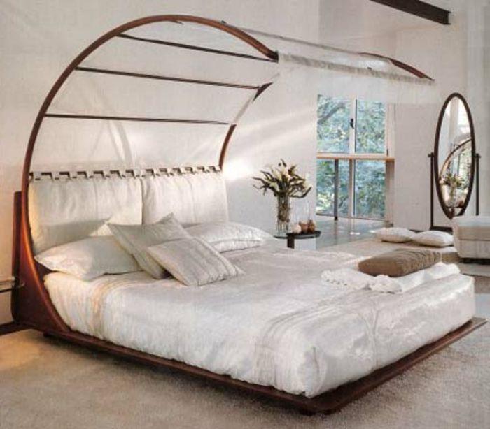 coole Betten interresantes Design und moderne Gestaltung Home - elegantes himmelbett joseph walsh