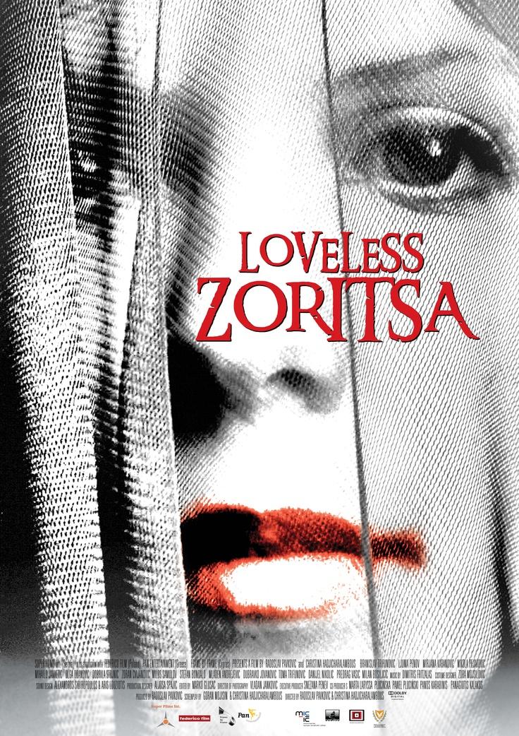 """""""Loveless Zoritsa"""" official poster"""