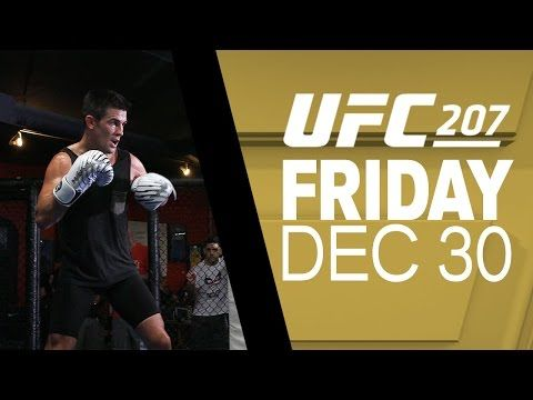 UFC 207 - DOMINICK CRUZ - THIS WILL BE MY GREATEST PERFORMANCE !