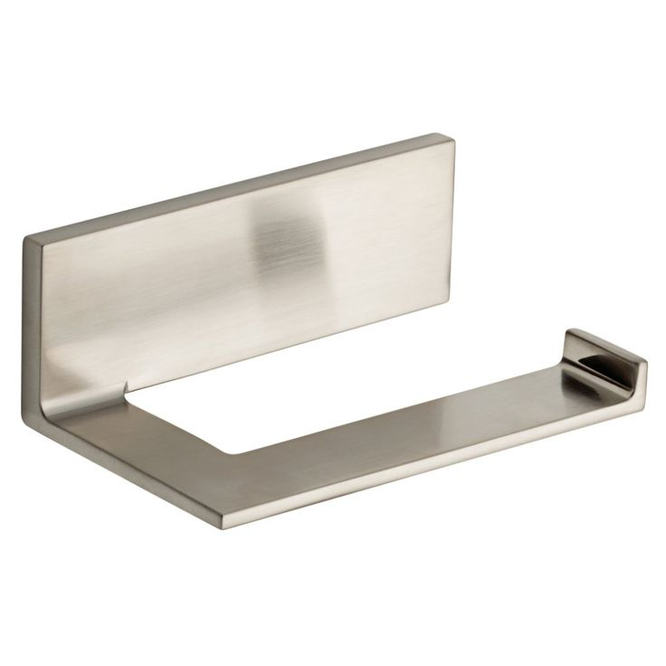 delta faucet 77750 ss vero toilet paper holder brilliance stainless steel toilet paper - Bathroom Accessories Toilet Paper Holders