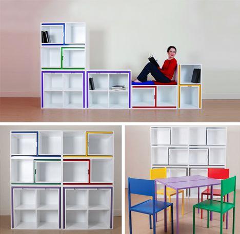 hidden furniture series