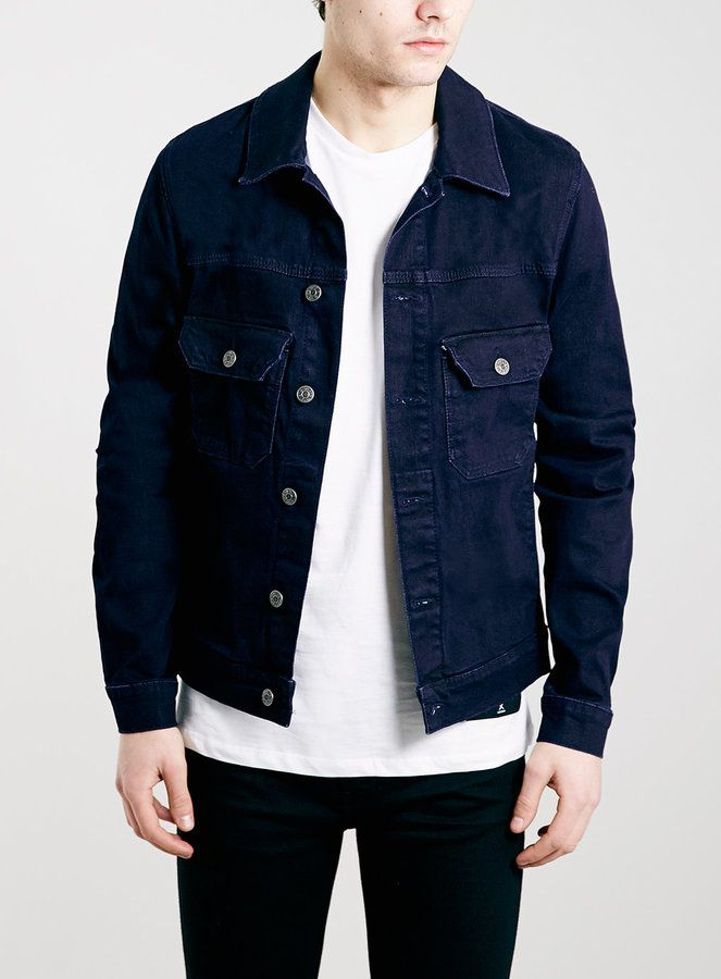 379 best images about Men denim jacket on Pinterest | Denim on denim Men street styles and Men ...
