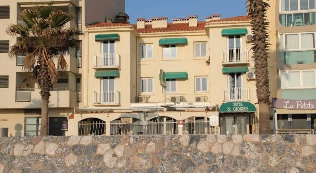 Hotel Saint Georges - 2 Star #Hotel - $56 - #Hotels #France #Canet #Canet-Plage http://www.justigo.us/hotels/france/canet/canet-plage/saint-georges-canet-en-roussillon_76070.html