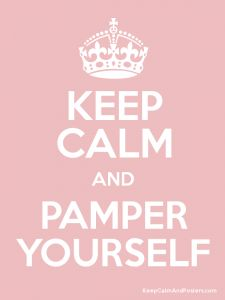 Month of Friendship - Day 7 - Pamper your Pals - Girlfriendology