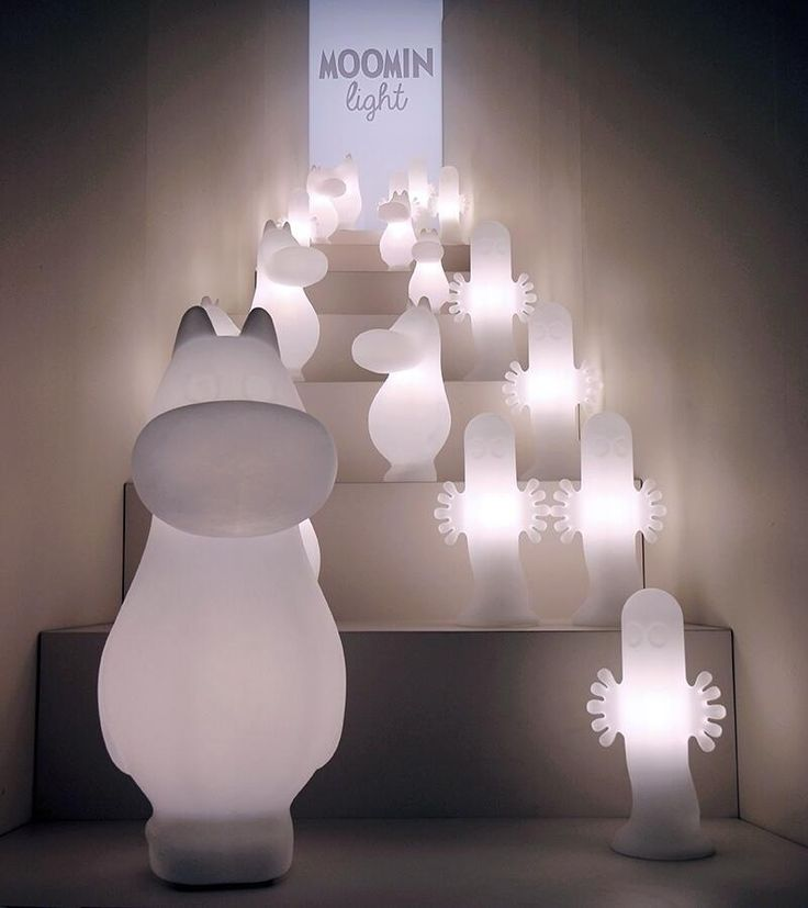 Moomin lights