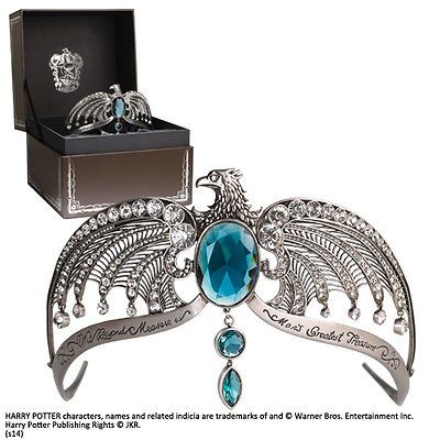 Harry potter rowena ravenclaw diadem #licensed prop #replica the #noble collectio, View more on the LINK: http://www.zeppy.io/product/gb/2/181545442340/