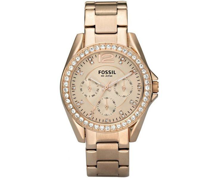 Fossil ES 2811 AKCE, zlatá, 4167 Kč | Slevy hodinek