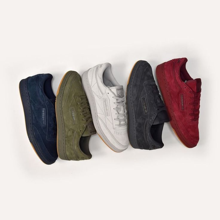 Reebok Club C 85 TG Suede . Disponible/Available: SNKRS.COM