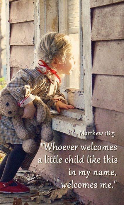 MATTHEW 18:5 / BIBLE IN MY LANGUAGE                              …