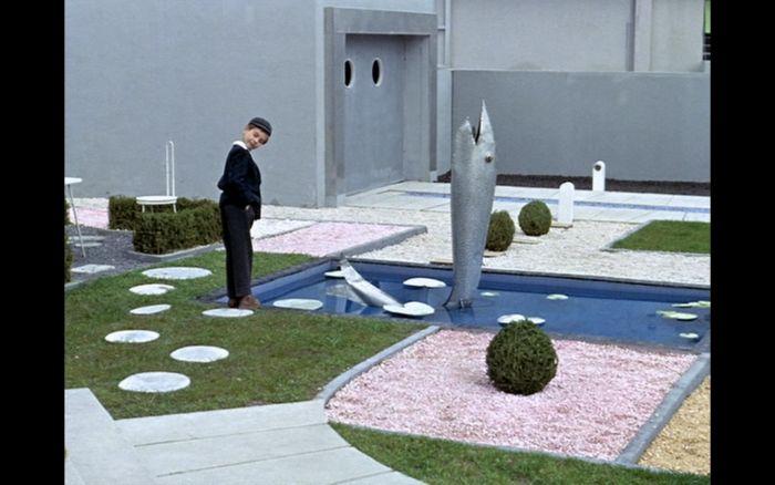 Mon Oncle, Jacques Tati (1958)