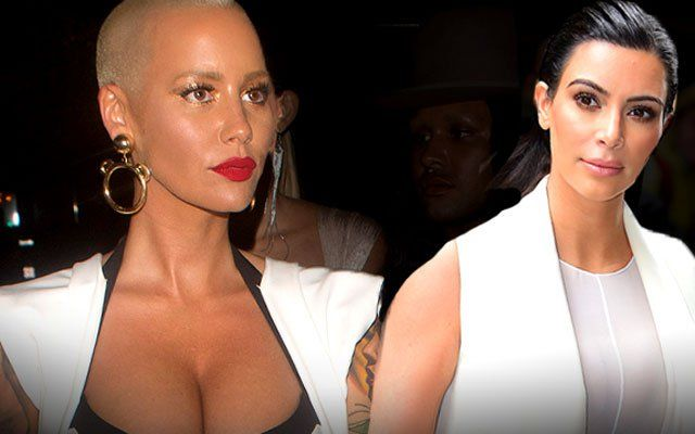 Kardashian family nemesis Amber Rose is about to publish her first advice book, How To Be A Bad Bitch— and the model drops not-so-subtle hints about the reality sisters' worst behaviors! Check out ...