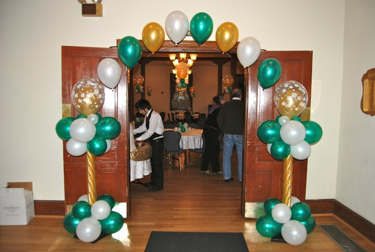 17 best images about hall decoration on pinterest for 50th party decoration