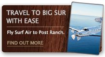 Fine Dining Big Sur | Post Ranch Inn | Award Winning Restaurant near Monterey