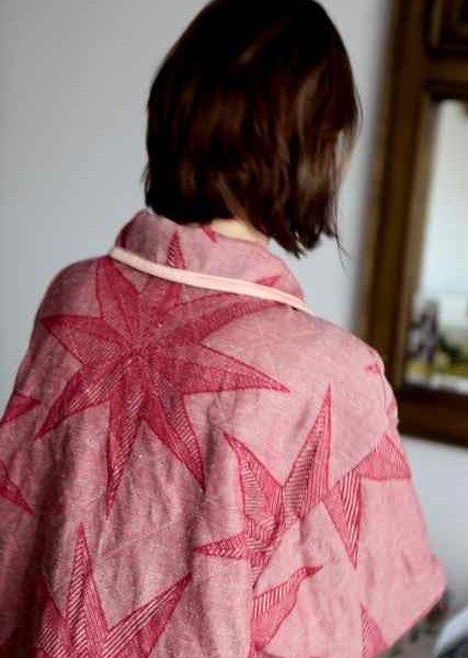 BOHO 2014 | quilted jacket | www.boho.lu