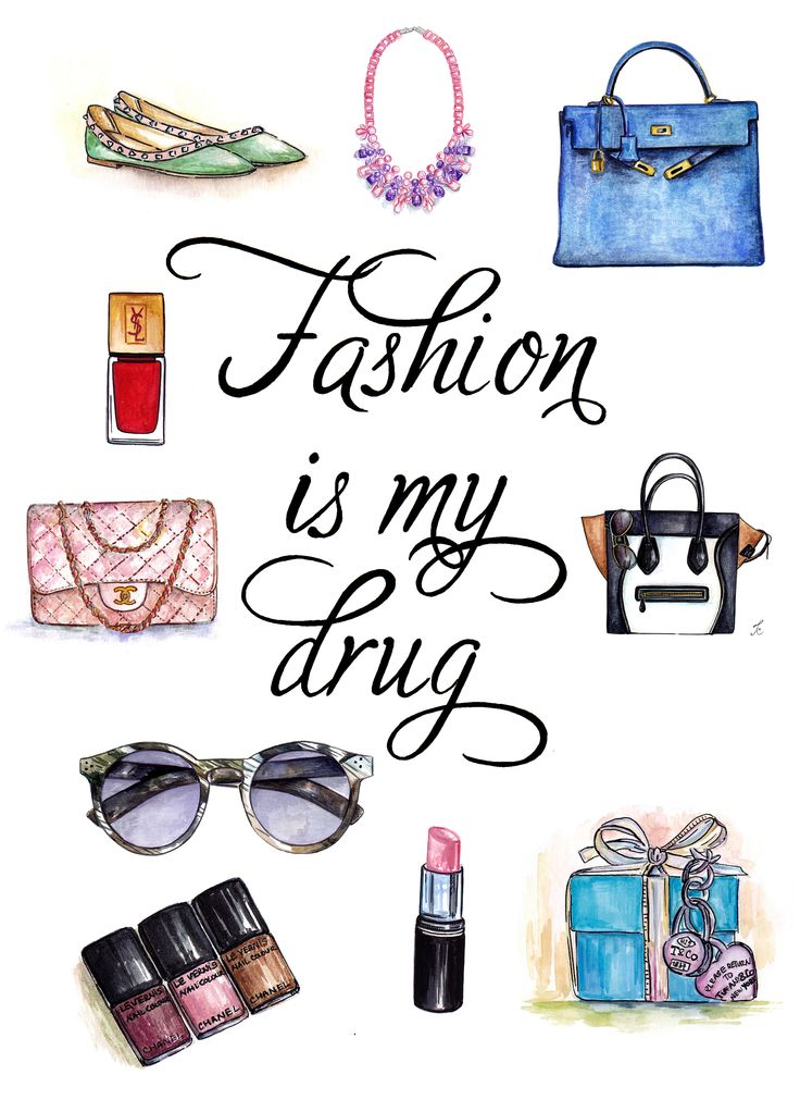 Fashion Is My Drug | Doll Memories