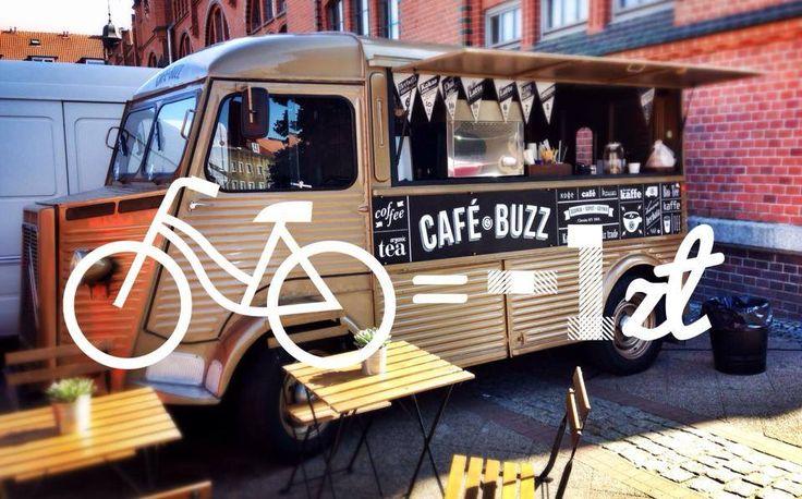 Café Buzz on the Pańska street → Gdańsk