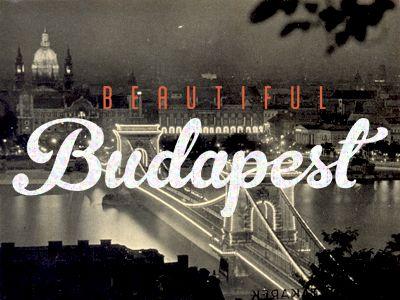 Budapest by Sara Kovacs