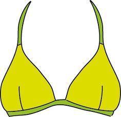 Tutos pour hauts de maillot de bain, plusieurs modèles - lingerie for women, womens intimates, risque lingerie *ad