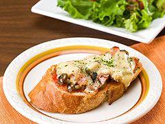 チキンとパプリカのバルサミコ和えサンド | S&B エスビー食品株式会社