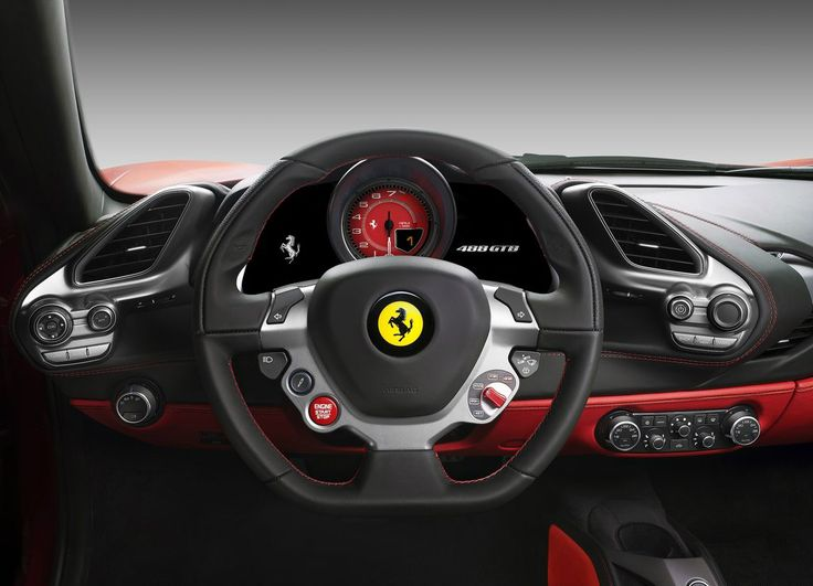 2014 ferrari 458 interior. ferrari 488 gtb interior 2016 pinterest cars and car interiors 2014 458