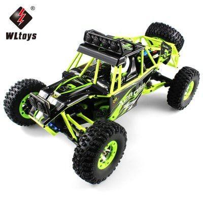 WLtoys No. 12428 1:12 Off-road RC Car - RTR