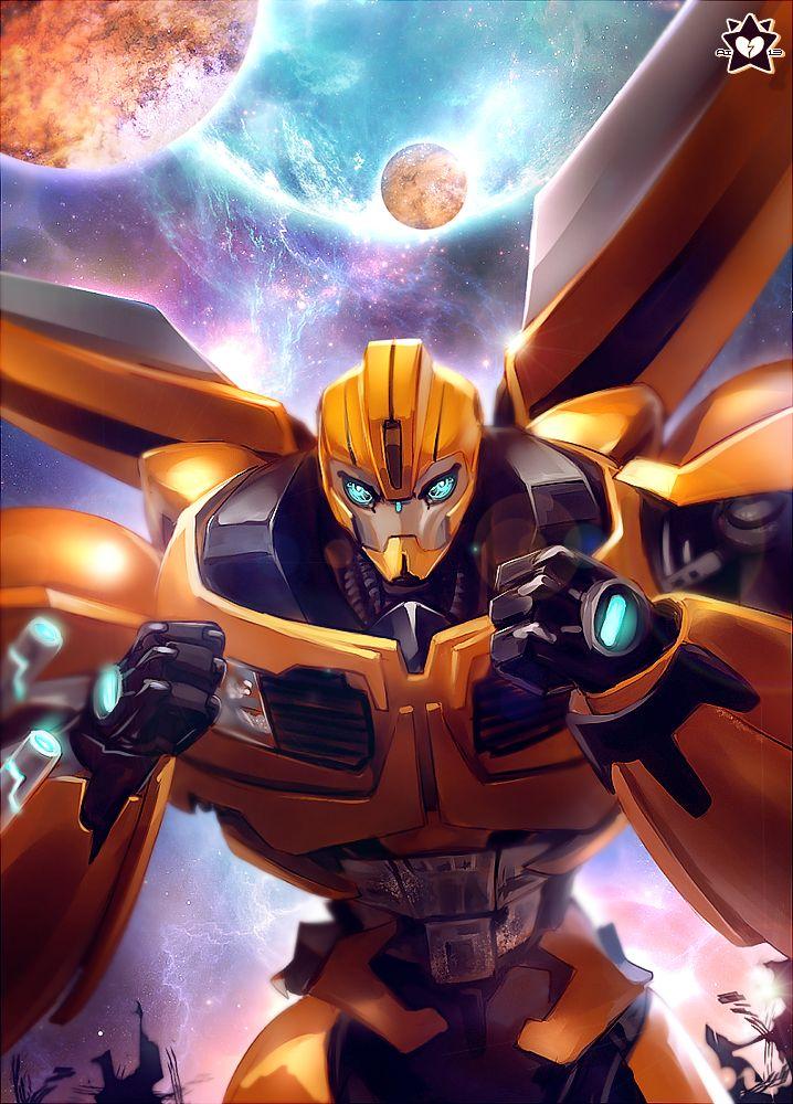 W By Unkaitenshi Transformers Transformers Prime Bumblebee Transformers Autobots Transformers Bumblebee