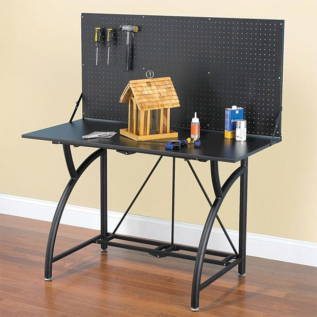 Foldaway Workbench