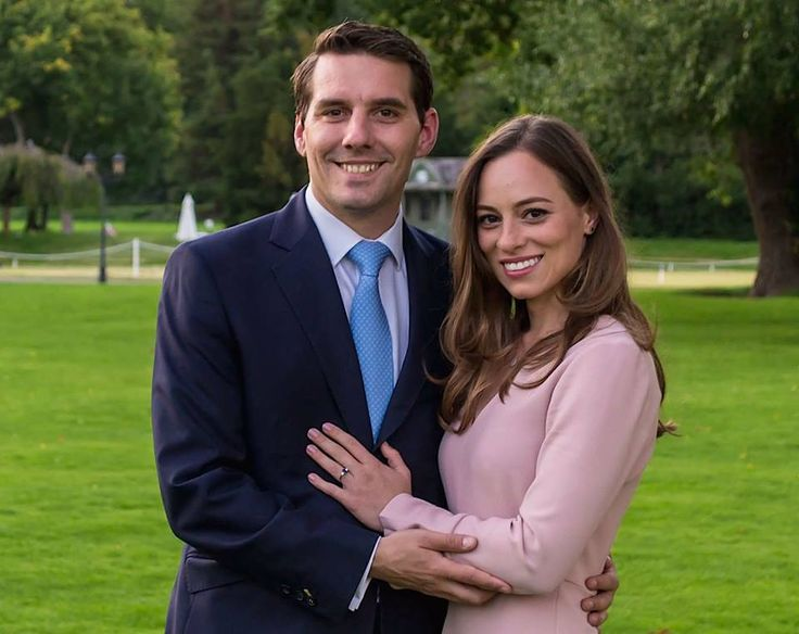 Royal Highness (@vaninaswchindt) on Twitter: Nicholas Medforth-Mills, son of Princess Ileana of Romania and grandson of King Mikhail, has announced his engagement to Alina Maria Binder, August 2017