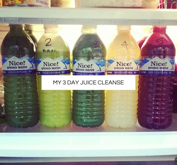 3-Day DIY Juice Cleanse Shopping List for 3 Days 12 green apples 6 - new blueprint cleanse green