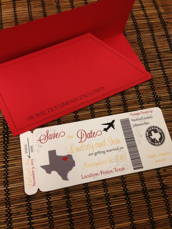 25+ best Destination wedding save the date ideas on Pinterest ...