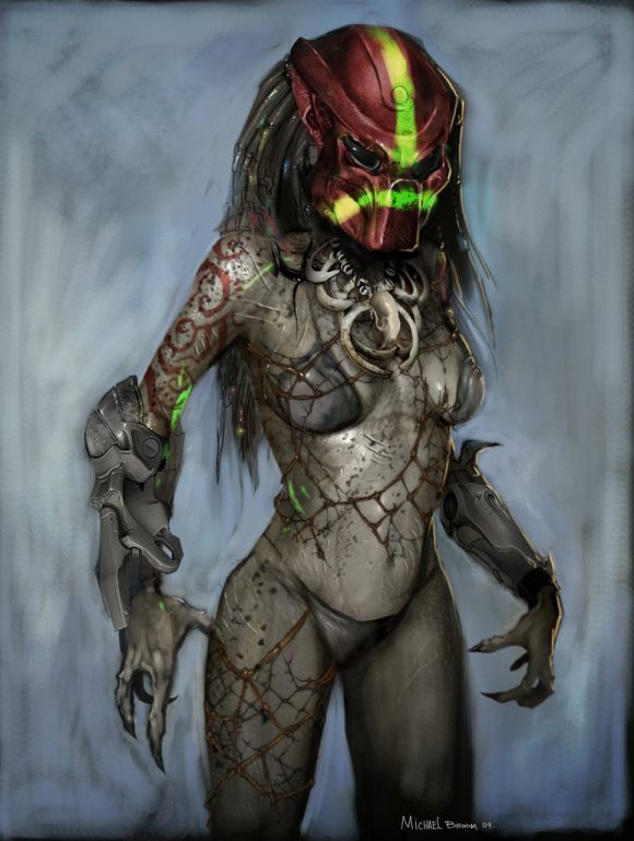 Naked girl predator, sexe korean