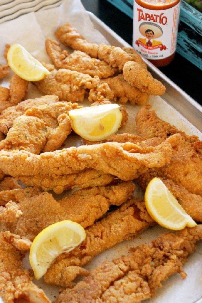 Southern Fish Fry-Creole Contessa