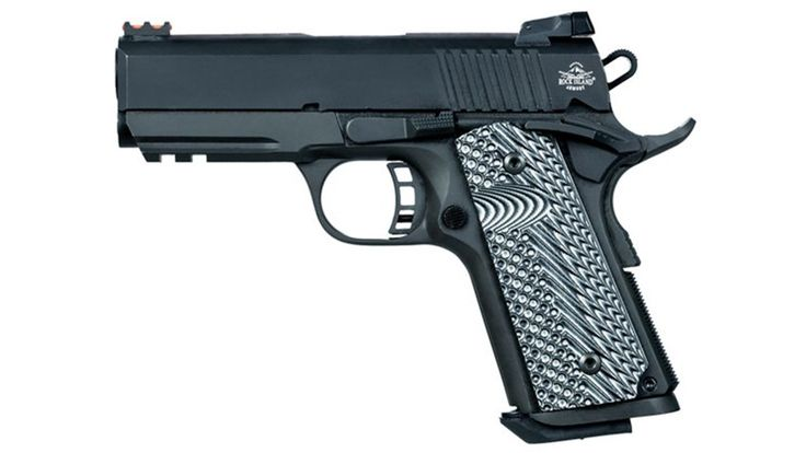 Rock Island Armory Reveals New Pistols Find our speedloader now!  http://www.amazon.com/shops/raeind