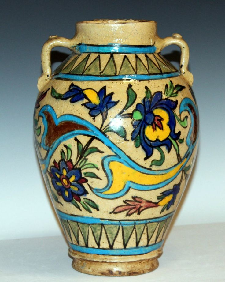 11 Best Persian Pottery Images On Pinterest Persian
