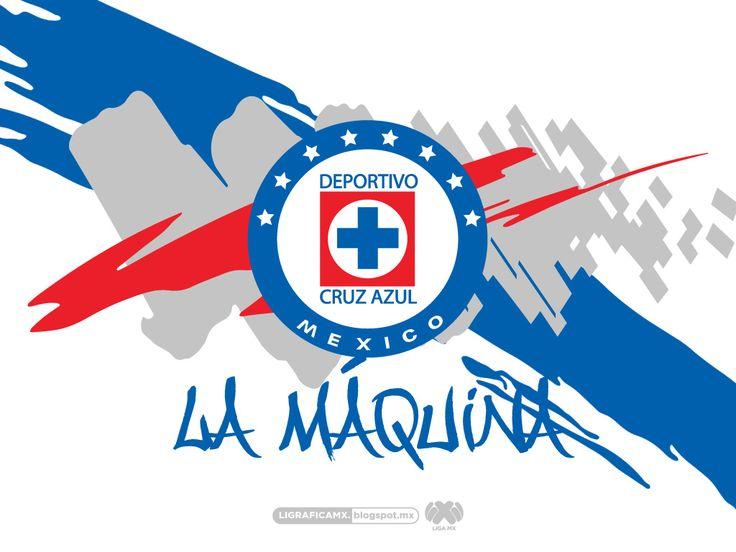Wallpaper #LigraficaMX #CruzAzul #LaMáquina