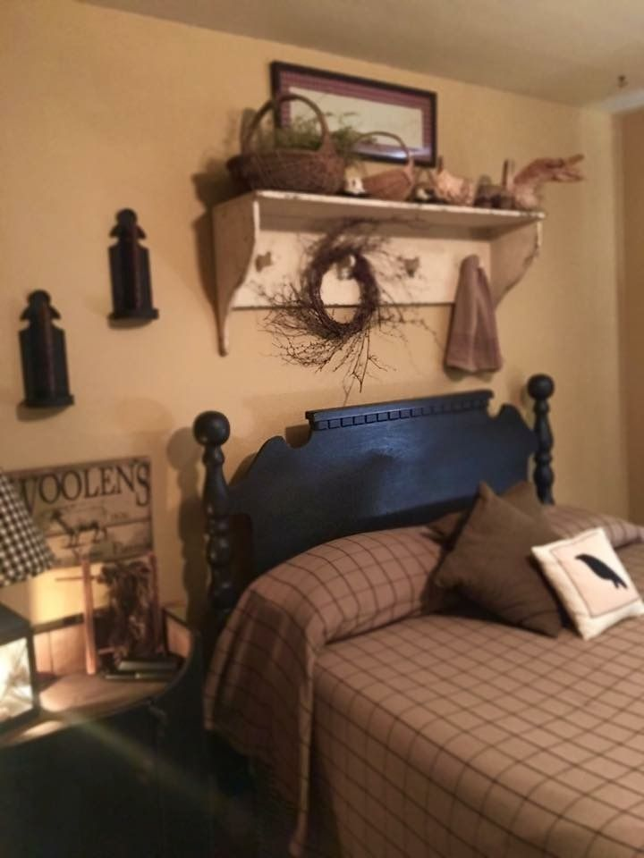 primitive bedroom decor 25 best ideas about primitive shelves on 12937